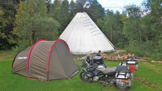 Karasjok Camping Norway